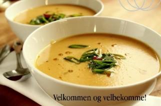 Suppe og snak