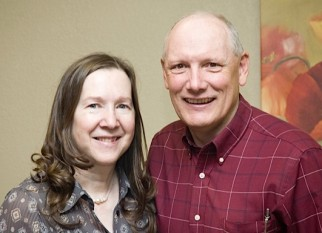 Beth og Dave Limmer
